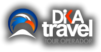 logo tour operador dika travel